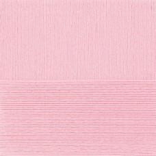 Пряжа для вязания ПЕХ Цветное кружево (100% мерсеризованный хлопок) 4х50г/475м цв.180 св.бегония