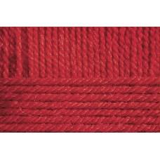 Пряжа для вязания ПЕХ Народная традиция (30% шерсть, 70% акрил) 10х100г/100м цв.088 красный мак