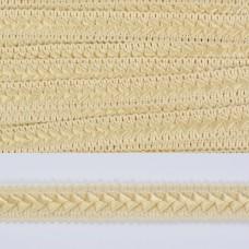 Тесьма TBY декоративная Самоса 46 (83) шир.18мм цв.молочный 83 (F105) уп.18,28м