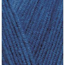 Пряжа для вязания Ализе Cotton gold (55% хлопок, 45% акрил) 5х100г/330м цв.279 джинс