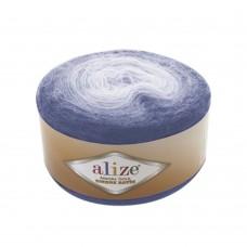 Пряжа для вязания Ализе Angora Gold Ombre Batik (20% шерсть, 80% акрил) 4х150г/825м цв.7303