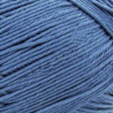 Пряжа для вязания КАМТ Бонди (100% имп. мерсеризованный хлопок) 10х100г/270м цв.022 джинса