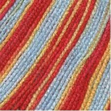 Пряжа для вязания ТРО Пчелка (100% акрил) 10х100г/500м цв.4028 секционный