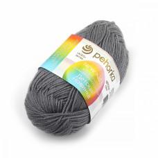 Пряжа для вязания ПЕХ Детская Новинка (100% акрил) 10х50г/200м цв.174 стальной