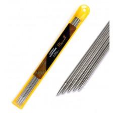 Спицы для вязания чулочные Maxwell, металл 25-45  d=4,5 мм  25 см  (5 шт.)