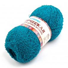 Пряжа для вязания КАМТ Творческая (100% хлопок) 5х100г/270м цв.139 морск.волна