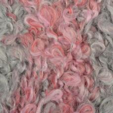 Пряжа для вязания ПЕХ Буклированная (30% мохер, 20% тонкая шерсть, 50% акрил) 5х200г/220м цв.1117М