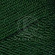 Пряжа для вязания КАМТ Гармония (50% импортная п/т шерсть, 50% акрил) 5х100г/245м цв.110 зеленый