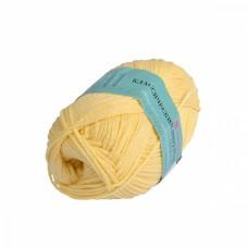 Пряжа для вязания ПЕХ Классический шнурок (60% хлопок, 40% акрил) 5х50г/135м цв.053 св.желтый