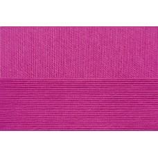 Пряжа для вязания ПЕХ Цветное кружево (100% мерсеризованный хлопок) 4х50г/475м цв.049 фуксия