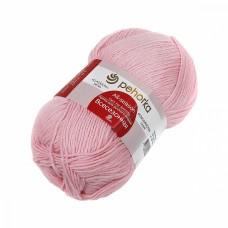 Пряжа для вязания ПЕХ Всесезонная (25% шерсть, 30% хлопок, 45%акрил) 5х100г/320м цв.180 св.бегония