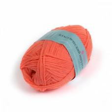 Пряжа для вязания ПЕХ Классический шнурок (60% хлопок, 40% акрил) 5х50г/135м цв.351 св.коралл