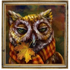 Набор Колор Кит мозаичная картина КК.404001 Пижон 40х40