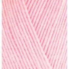 Пряжа для вязания Ализе Happy Baby (65% акрил, 35% полиамид) 5х100г/350м цв.340 пудра