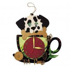 Набор для вышивания НОВА СЛОБОДА РТ7003 Время чая 20х22 см