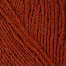 Пряжа для вязания ПЕХ Детский каприз трикотажный (50% мериносовая шерсть, 50% фибра) 5х50г/400м цв.194 рыжик