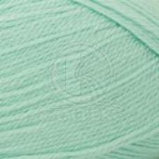 Пряжа для вязания КАМТ Белорусская (50% шерсть, 50% акрил) 5х100г/300м цв.023 бирюза св.