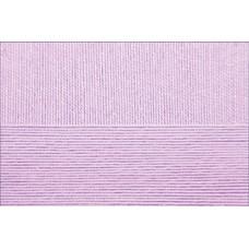 Пряжа для вязания ПЕХ Виртуозная (100% мерсеризованный хлопок) 5х100г/333м цв.022 сирень