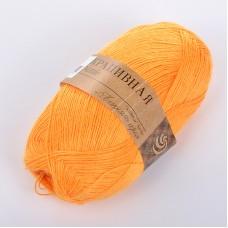 Пряжа для вязания ПЕХ Крапивная (100% крапива) 5х50г/250м цв.074 крокус
