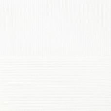 Пряжа для вязания ПЕХ Школьная (100% акрил) 5х50г/150м цв.001 белый