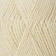 Пряжа для вязания КАМТ Бамбино (35% шерсть меринос, 65% акрил) 10х50г/150м цв.188 топл.молоко