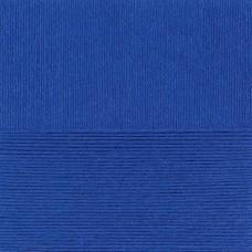 Пряжа для вязания ПЕХ Детский каприз тёплый (50% мериносовая шерсть, 50% фибра) 10х50г/125м цв.491 ультрамарин