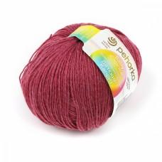 Пряжа для вязания ПЕХ Детский каприз (50% мериносовая шерсть, 50% фибра) 10х50г/225м цв.525 св.слива