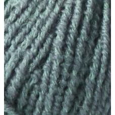 Пряжа для вязания ПЕХ Рельефная (43% меринос, 43% ПАН, 14% ПА) 5х50г/135м цв.039 серо-голубой