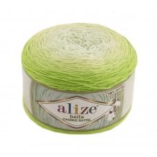 Пряжа для вязания Ализе Bella Ombre Batik (100% хлопок) 2х250г/900м цв.7412