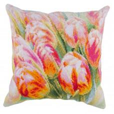 Набор для вышивания PANNA ПД-1916 Весенние цветы 30 x 30 см