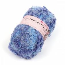 Пряжа для вязания ПЕХ Буклированная (30% мохер, 20% тонкая шерсть, 50% акрил) 5х200г/220м цв.1198М