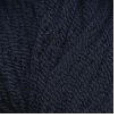 Пряжа для вязания ТРО Стрекоза (100% акрил) 5х100г/80м цв.0109 т.синий