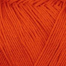 Пряжа для вязания ПЕХ Хлопок Натуральный летний ассорт (100% хлопок) 5х100г/425 цв.284 оранжевый