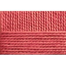 Пряжа для вязания ПЕХ Смесовая (70% акрил высокообъемный, 30% шерсть) 5х200г/200м цв.816 красный меланж