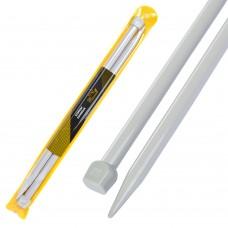 Спицы для вязания прямые Maxwell Gold (Тефлон) 6606 ?12,0 мм /35 см (2 шт)