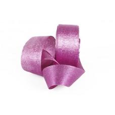 Подарочная лента Парча с3433г17 шир.37-40мм цв.005 розовый уп.25м