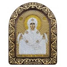 Наборы для вышивания бисером НОВА СЛОБОДА СН5009 Покров Пресвятой Богородицы 13,5х17 см