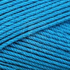 Пряжа для вязания КАМТ Акварель (50% леакрил, 50% акрил) 5х100г/110м цв.024 бирюза