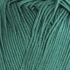Пряжа для вязания ПЕХ Летняя (100% Мерсеризованный хлопок) 5х100г/330м цв.573 т.изумруд