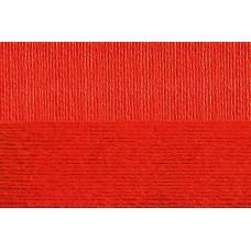 Пряжа для вязания ПЕХ Вискоза натуральная (100% вискоза) 5х100г/400м цв.006 красный