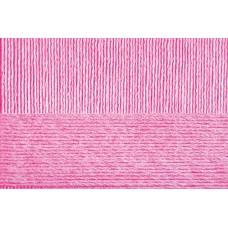 Пряжа для вязания ПЕХ Вискоза натуральная (100% вискоза) 5х100г/400м цв.020 розовый