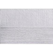 Пряжа для вязания ПЕХ Школьная (100% акрил) 5х50г/150м цв.398 дымок