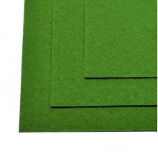 Фетр листовой мягкий IDEAL 1мм 20х30см FLT-S1 уп.10 листов цв.705 зеленый