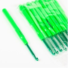 Крючки алюминевые Maxwell с пластиковой ручкой TB.0332-6000/N D 4.5мм, 1 шт.