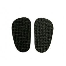 Подошва для изготовления обуви КЛ.25137 толщ.4мм 4х7см 1 пара