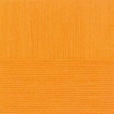 Пряжа для вязания ПЕХ Нежная (50% хлопок, 50% акрил) 5х50г/150м цв.340 листопад