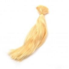 Трессы прямые TBY.36805 цв.P612 блондин B-50 см, L-30см уп.2шт
