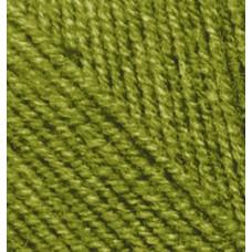 Пряжа для вязания Ализе Cashmira (100% шерсть) 5х100г/300м цв.233 зеленая черепаха