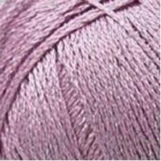 Пряжа для вязания ПЕХ Блестящее лето (95% мерсеризованный хлопок 5% метанит) 5х100г/380м цв.029 сирень роз.