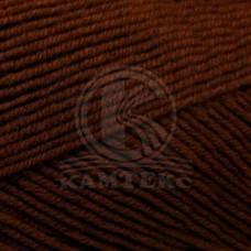 Пряжа для вязания КАМТ Детская забава (20% микрофибра, 80% объемный акрил) 10х50г/140м цв.127 грильяж